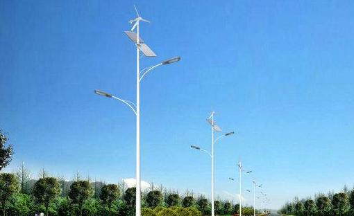 风光互补太阳能路灯设计原理以及优点