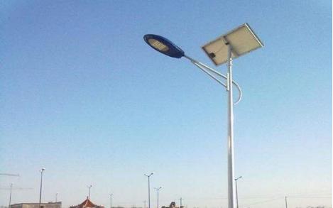 led路灯由哪些构成