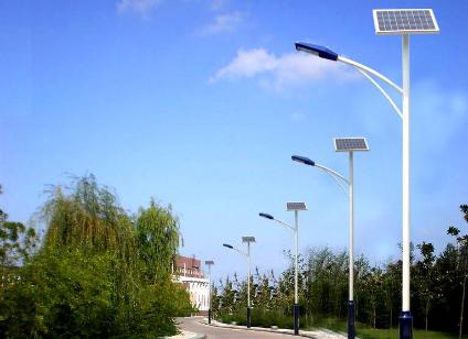 太阳能路灯配置计算方法
